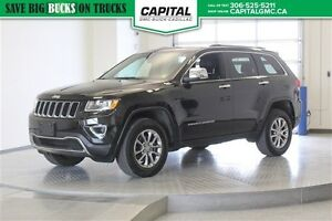 2015 Jeep Grand Cherokee Limited 4WD *Remote Start-Power Liftgat