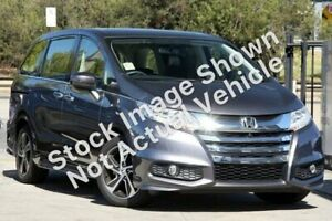 2015 Honda Odyssey RC MY15 VTi-L Grey Continuous Variable Wagon Wangara Wanneroo Area Preview