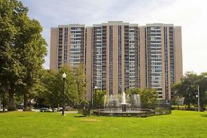 Park Victoria 2 bed,18th floor. Deposit and Sept. rent paid for.