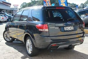 2012 Ford Territory SZ TS (RWD) Grey 6 Speed Automatic Wagon Wolli Creek Rockdale Area Preview