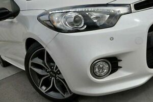 2013 Kia Cerato YD MY14 Koup Turbo White 6 Speed Manual Coupe Pennant Hills Hornsby Area Preview
