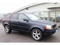 VOLVO XC90 2.4 D5 S 5d AUTO 161 BHP - 350 SPIN ON WEBSITE (blue) 2004