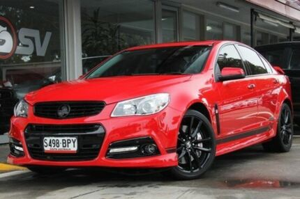 2014 Holden Commodore VF MY14 SS V Redline Red 6 Speed Sports Automatic Sedan Somerton Park Holdfast Bay Preview