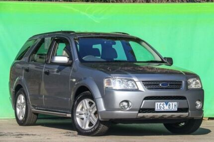 2005 Ford Territory SY Ghia AWD Grey 6 Speed Sports Automatic Wagon Ringwood East Maroondah Area Preview