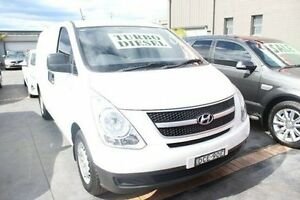 2014 Hyundai iLOAD TQ MY14 White 5 Speed Automatic Van South Maitland Maitland Area Preview