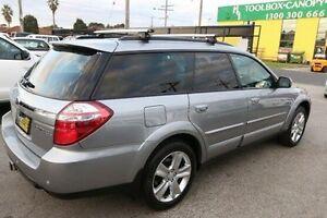 2008 Subaru Outback B4A MY08 Premium Pack AWD Grey 4 Speed Sports Automatic Wagon Heatherton Kingston Area Preview