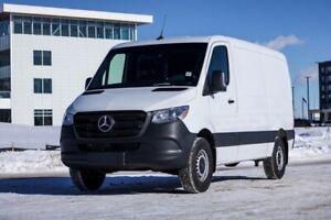 2019 Mercedes Benz Sprinter Crew Van