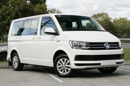 2015 Volkswagen Multivan T6 MY16 TDI340 SWB DSG Comfortline White 7 Speed Springwood Logan Area Preview