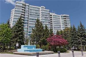 Thornhill's finest! LARGE condo at Promenade Circle! 2 parkings!
