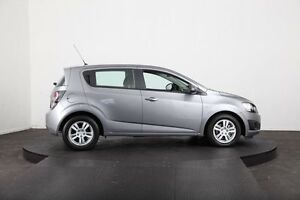 2011 Holden Barina TM Charcoal 5 Speed Manual Hatchback Mulgrave Hawkesbury Area Preview