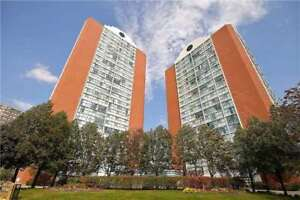 One Of The Best Located Condos In Mississauga! Spacious,