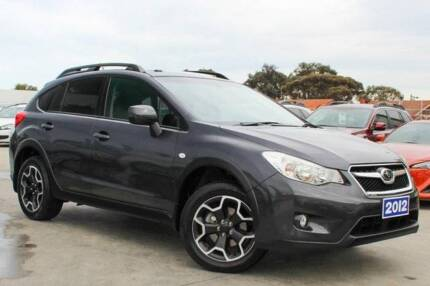 From $90 per week on finance* 2012 Subaru XV Wagon