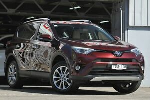 2015 Toyota RAV4 ASA44R MY14 Upgrade Cruiser (4x4) Red 6 Speed Automatic Wagon Mosman Mosman Area Preview
