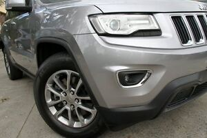 2014 Jeep Grand Cherokee WK MY15 Laredo (4x2) Grey 8 Speed Automatic Wagon Petersham Marrickville Area Preview