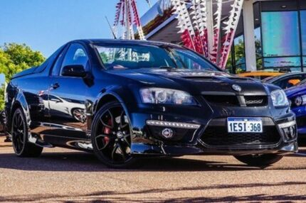 2009 Holden Special Vehicles Maloo E Series 2 R8 Black 6 Speed Auto Seq Sportshift Utility Alfred Cove Melville Area Preview