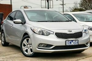 2014 Kia Cerato YD MY15 S Silver 6 Speed Sports Automatic Sedan Lake Wendouree Ballarat City Preview