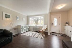 Lovely house for rent at Bayview &Eglinton