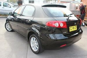 2007 Holden Viva JF MY08 Black 5 Speed Manual Hatchback Hamilton Newcastle Area Preview
