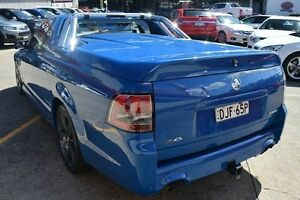2012 Holden Commodore VE II MY12 SV6 Thunder Voodoo 6 Speed Automatic Utility Homebush Strathfield Area Preview