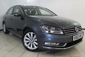 2013 63 VOLKSWAGEN PASSAT 2.0 HIGHLINE TDI BLUEMOTION TECHNOLOGY 4DR 139 BHP DIE