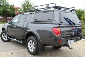 2011 Mitsubishi Triton MN MY11 GLX-R Double Cab Grey 5 Speed Manual Utility Berwick Casey Area Preview