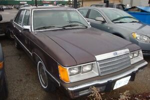 1983 Ford LTD Mint condition