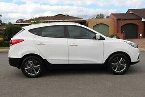 2014 Hyundai ix35 LM3 MY14 Trophy White 6 Speed Sports Automatic Wagon Nailsworth Prospect Area Preview