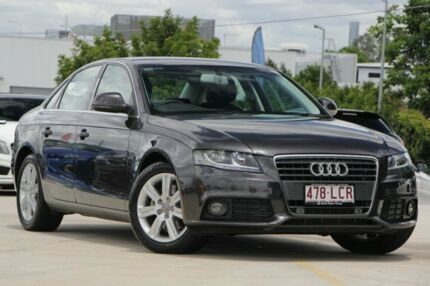 2008 Audi A4 B7 Multitronic Grey 7 Speed Constant Variable Sedan Kedron Brisbane North East Preview