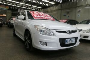 2007 Hyundai i30 FD SR 5 Speed Manual Hatchback Mordialloc Kingston Area Preview