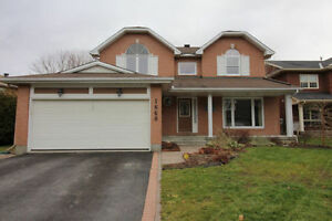 Must See! Stunning 5-bedroom home in Orléans - $2,600/Month