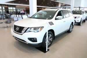 2018 Nissan Pathfinder 4X4 SL PREMIUM V6 Bluetooth, Heated Seats