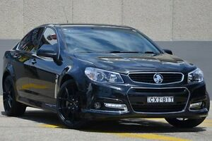 2014 Holden Commodore VF SS-V Black 6 Speed Manual Sedan Wolli Creek Rockdale Area Preview