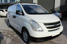 2011 Hyundai iLOAD TQ-V MY11 White 5 Speed Manual Van Mitchell Gungahlin Area Preview
