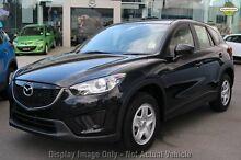 2012 Mazda CX-5 KE1071 Maxx SKYACTIV-MT Black 6 Speed Manual Wagon Mount Gravatt Brisbane South East Preview