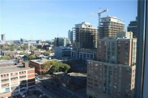 Modern 1-Bed Toronto Condo For Lease! Rooftop Patio!