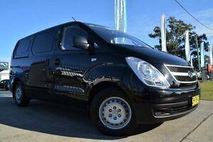 2015 Hyundai iLOAD TQ MY15 Black 5 Speed 5 SP AUTOMATIC Van Mulgrave Hawkesbury Area Preview
