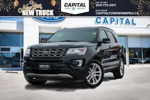 2016 Ford Explorer XLT **Remote Star-Heated Seats-Navigation**