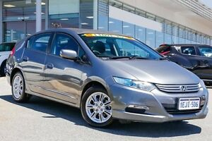 2011 Honda Insight ZE VTi Grey 1 Speed Constant Variable Hatchback Hybrid Cannington Canning Area Preview