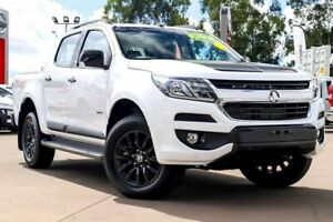 2018 Holden Colorado RG MY18 Z71 Pickup Crew Cab White 6 Speed Manual Utility Goulburn Goulburn City Preview