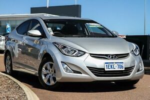 2014 Hyundai Elantra MD3 Active Silver 6 Speed Sports Automatic Sedan East Rockingham Rockingham Area Preview