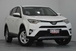 2018 Toyota RAV4 ZSA42R GX 2WD White 7 Speed Constant Variable Wagon Indooroopilly Brisbane South West Preview