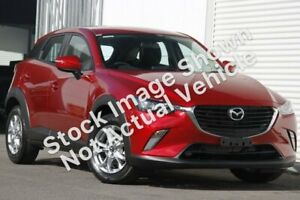2016 Mazda CX-3 DK2W7A Maxx SKYACTIV-Drive Red 6 Speed Sports Automatic Wagon Edwardstown Marion Area Preview