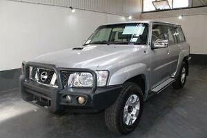 2011 Nissan Patrol GU VII ST (4x4) Silver 4 Speed Automatic Wagon Pennington Charles Sturt Area Preview