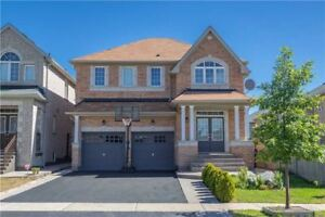 Beautiful 4 Bdrm Detach House With Main Floor Kitchen