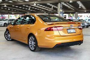 2015 Ford Falcon FG X XR6 Orange 6 Speed Auto Seq Sportshift Sedan