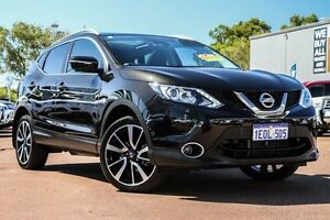 2014 Nissan Qashqai J11 TI Black 1 Speed Constant Variable Wagon Wilson Canning Area Preview