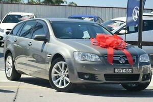 2011 Holden Berlina VE II International Sportwagon Grey 6 Speed Sports Automatic Wagon Pennant Hills Hornsby Area Preview