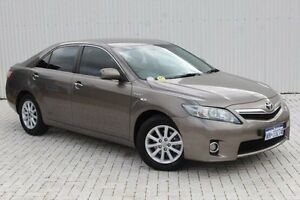 2010 Toyota Camry Bronze Constant Variable Sedan Embleton Bayswater Area Preview