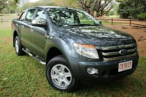 2014 Ford Ranger PX XLT 3.2 (4x4) 6 Speed Automatic Dual Cab Utility The Gardens Darwin City Preview