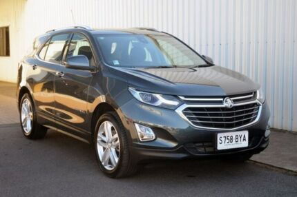 2017 Holden Equinox EQ MY18 LTZ-V AWD Grey 9 Speed Sports Automatic Wagon Port Adelaide Port Adelaide Area Preview